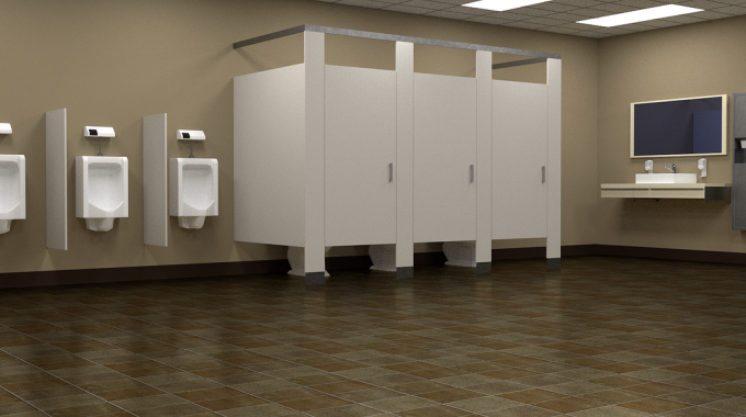Public Restroom Design Is Worth The Hype