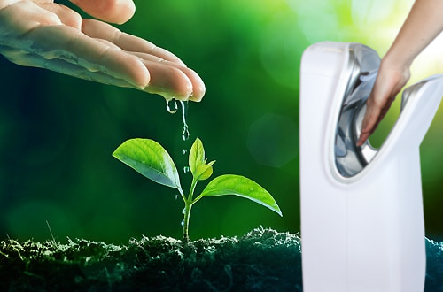 Myths About Electric Hand Dryers And The Environmelntal Question