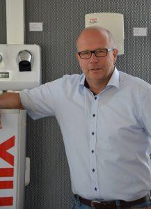 Johannes Behrens, Head of Sanitary Division, ELECTROSTAR GmbH