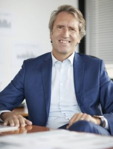 Thierry Launois, Managing Director of JVD