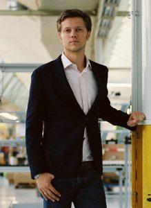 Roman Gorovoy, Managing Director, ELECTROSTAR GmbH