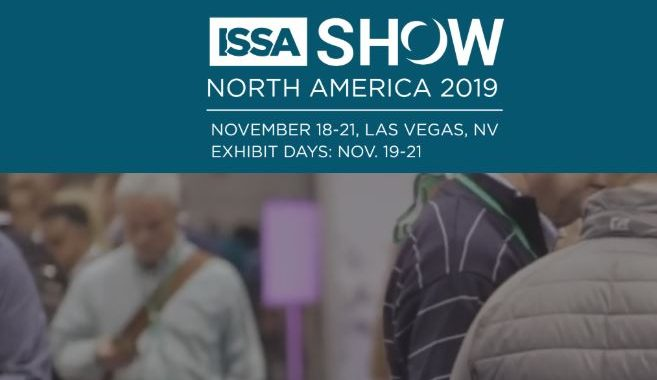 ISSA North America 18-21 November 2019