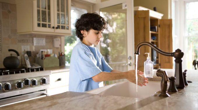 Teenagers Lacking Good Hand Hygiene Practice